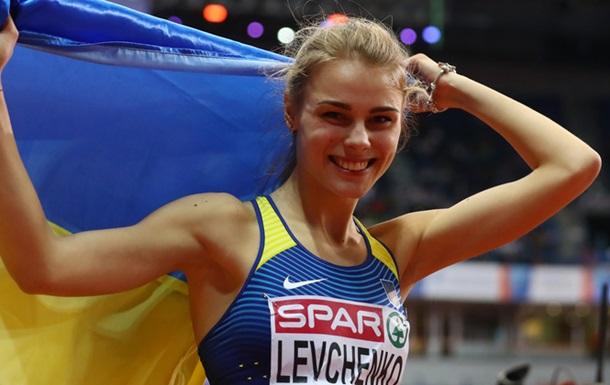 Украинка Левченко— бронзовый призер зимнего чемпионата Европы