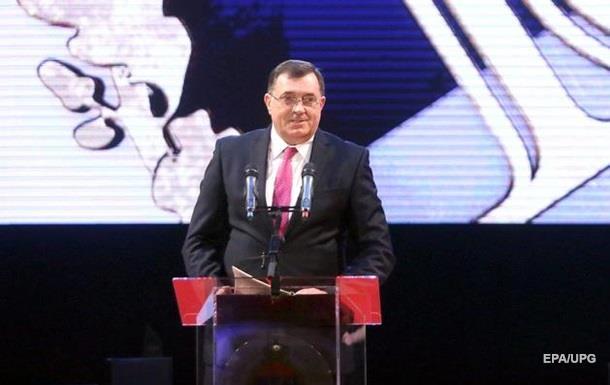 Крымский вопрос решён— Президент Республики Сербской