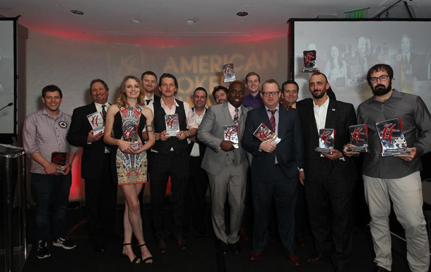 Победители престижной премии получили свои награды