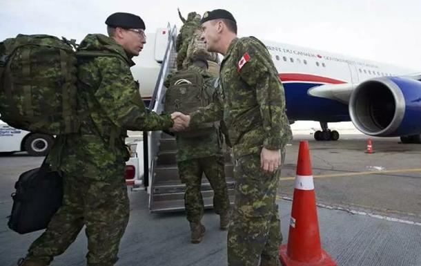 Канада продлила работу учебной миссии собственной армии вгосударстве Украина досередины весны 2019
