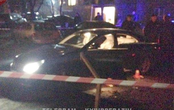 У центрі Києва на очах у дітей розстріляли батька