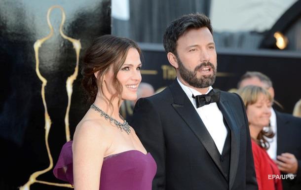 Бен Аффлек и Дженнифер Гарнер отложили развод - СМИ