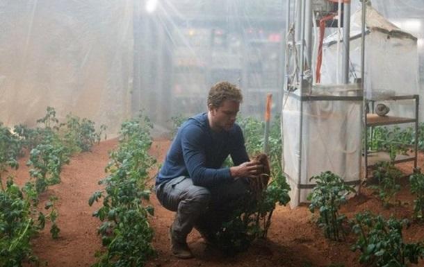 NASA виростило картоплю в марсіанських умовах