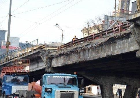 История с Шулявским мостом — тест для мэрии