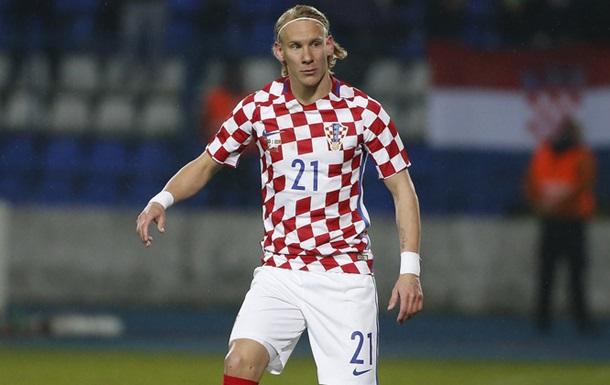 Вида получил вызов в сборную на матч против Украины