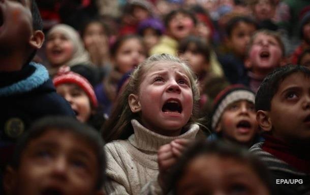 Вмеждународной организации ООН сообщили осамом крупном гуманитарном кризисе с1945 года