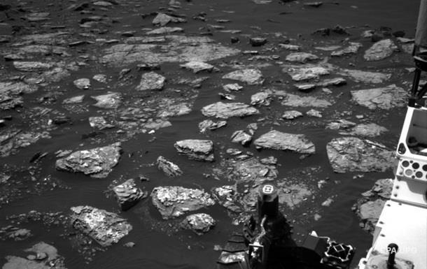 Учені назвали нову небезпеку польотів на Марс