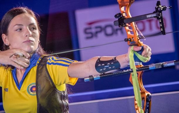 Украинка Марченко добыла золото ЧЕ по стрельбе из лука