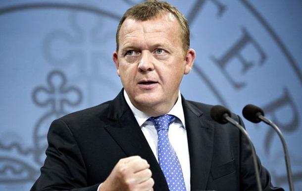В Дании тоже не хотят видеть турецкого премьера