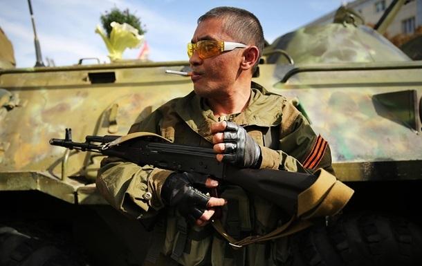 Гиркин: НаДонбассе нет «ополчения», остались одни наемники