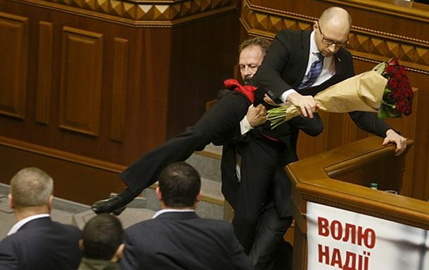 Причины кризиса Украины или тур чинов