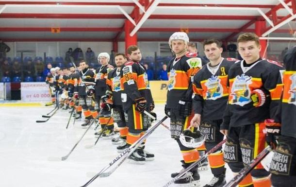 Кременчук - перший фіналіст плей-офф УХЛ