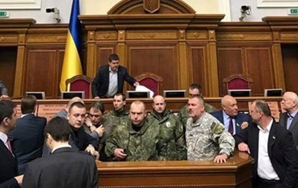Итоги 15.03: Силовики в Раде, уступки СНБО блокаде