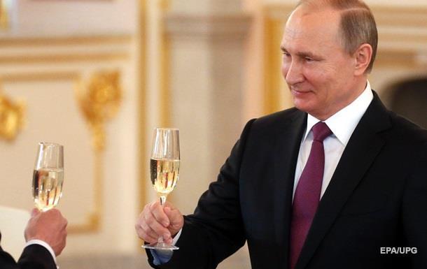 Сенат США просить не заморожувати  рахунки Путіна