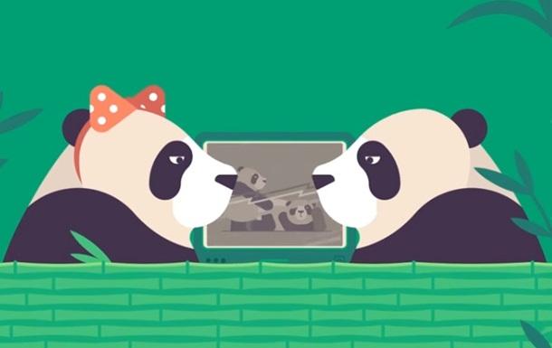 PornHub призвал заниматься сексом в костюмах панд