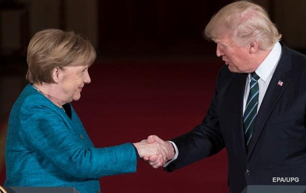 Підсумки 17.03: Меркель у Трампа, ліки від раку