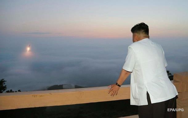 КНДР провела тестирования  нового ракетного мотора
