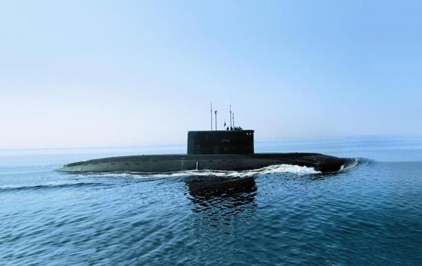 РФ хочет перебросить три подлодки вЧерное море