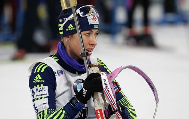 Джима зайняла 8-е місце в загальному заліку Кубка світу 2016/17 з біатлону