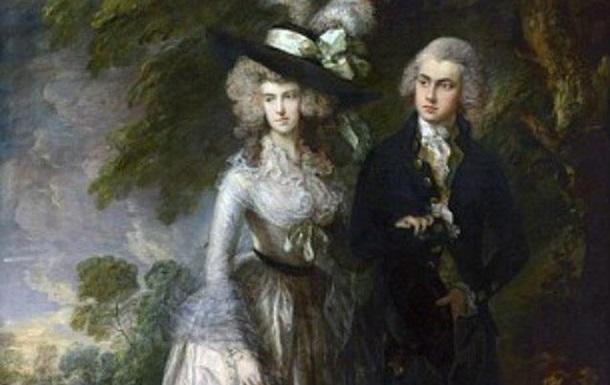 Гость испортил одну изкартин в английской государственной галерее