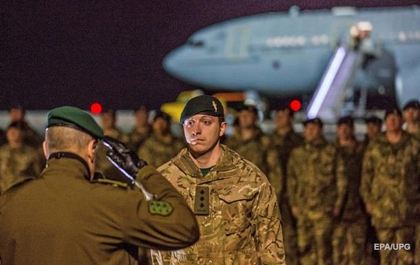 В Эстонию прибудут французские военные НАТО