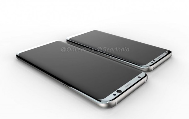 Samsung Galaxy S8: новости
