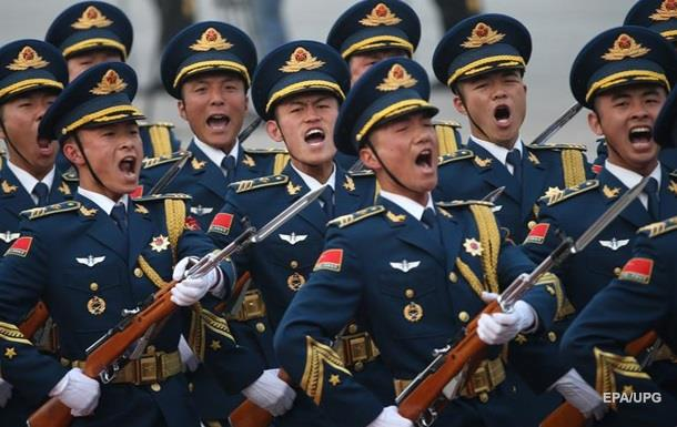Китай скоротить армію на 200 тисяч осіб