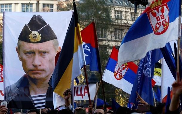 В ЕС опасаются усиления влияния России в Сербии