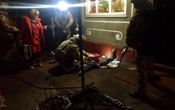 На Черкащині поліцейські вбили нападника