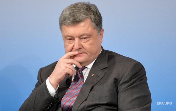 Говорить Президент: у всьому винна блокада і РФ