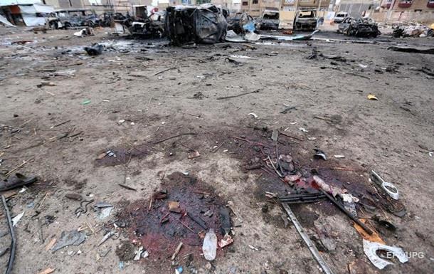 Взрыв в Багдаде: более 20 погибших