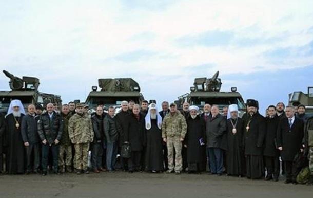УПЦ (МП) не подписала призыв «Всеукраинского совета церквей»