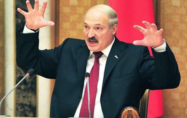 Лукашенко заявил о задержании боевиков с Украины