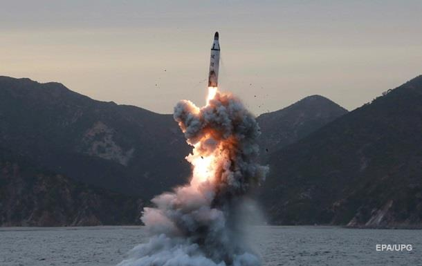 КНДР провела неудачный пуск ракеты − СМИ