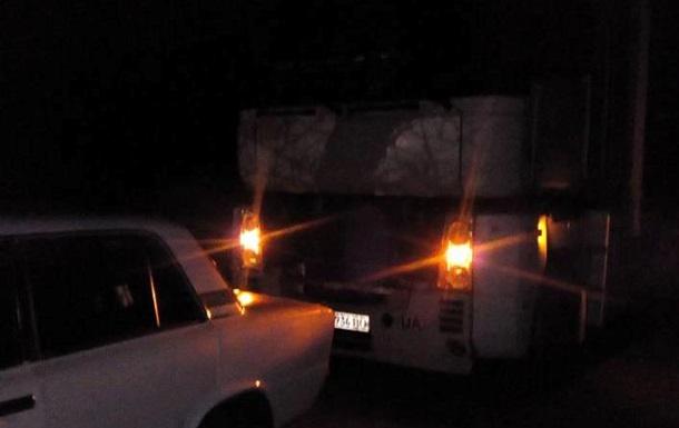 Фура сльвовским мусором собиралась разгружаться наполигоне вДнепре