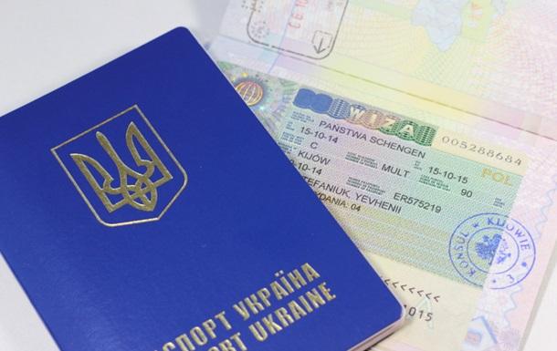 Украинцам стали менее отказывать вшенгене