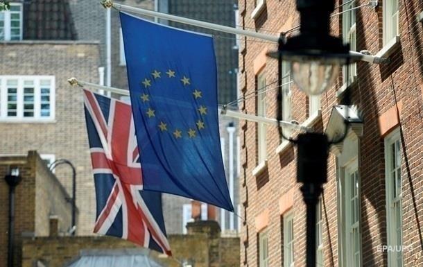 Великобритания начала «отваливаться» от европейского союза