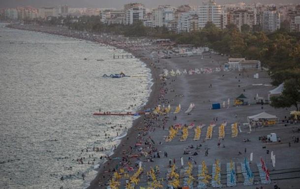 Туреччина закриє сайт з бронювання готелів Booking.com