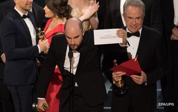 Регламент вручення Оскара зміниться після скандалу на останній церемонії
