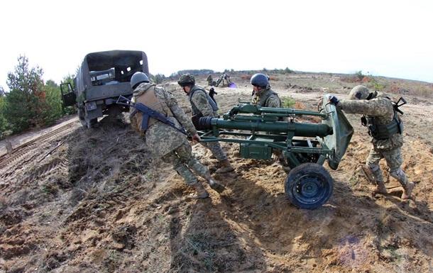 Штаб АТО: ситуация навостоке Украинского государства осложняется