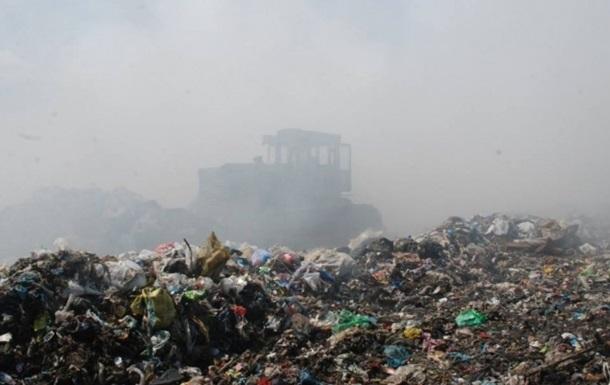 Bloomberg: Украина утопает в мусоре