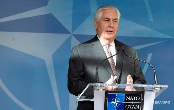 Госсекретарь США основной задачей назвал сопротивление Российской Федерации