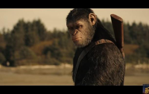 Вглобальной web-сети появился новый трейлер фильма «Планета обезьян: Война»