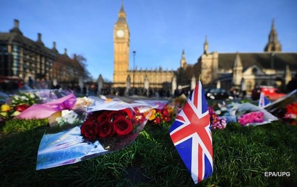 Людей, проходивших поделу теракта встолице Англии освободили