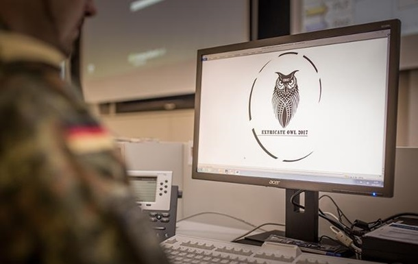 ВГермании начал работу штаб кибервойск