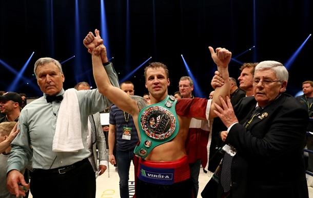 Бриедис – новый чемпион мира по версии WBC