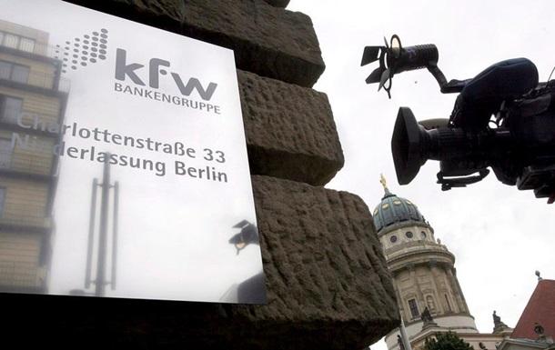 Немецкий госбанк выделит Украине 300млневро для малого исреднего бизнеса