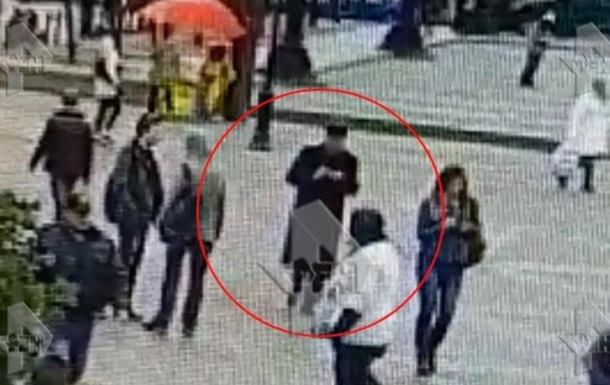 """Появилось видео с """"петербургским террористом"""""""