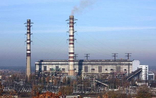 Вгосударстве Украина приостановила работу из-за нехватки угля ПриднепровскаяТС