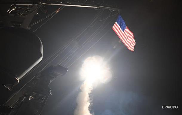 Трамп наносит ответный удар. Атака на базу в Сирии
